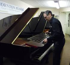 Piano Repairs with Thornton Pianos Ireland
